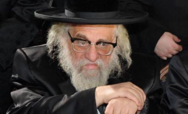 הרב אבינר סופד: חי בטהרה ועלה למרומים בטהרה