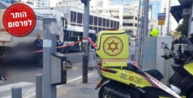 """ד""""ר שמרית פרקול פינקל היא האישה שנדרסה למוות בתל אביב"""
