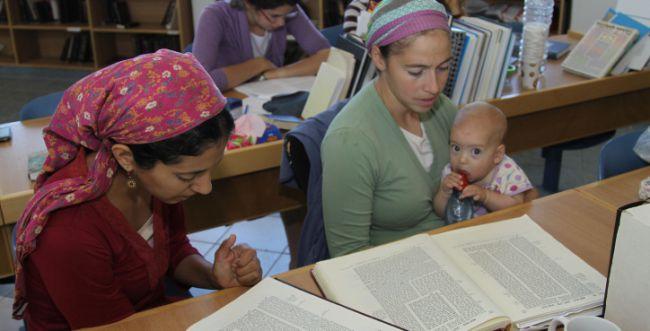 תור הזהב של לימוד תורה לנשים