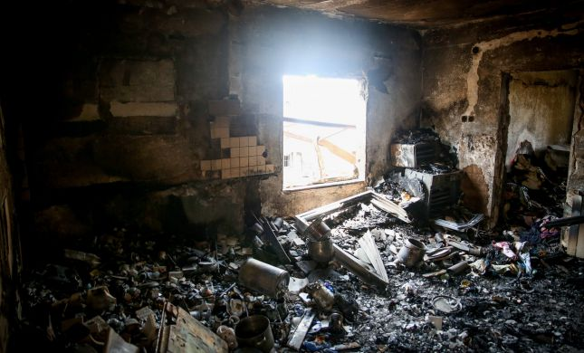 3 פעוטות מתו משאיפת עשן בעקבות שריפה בביתם