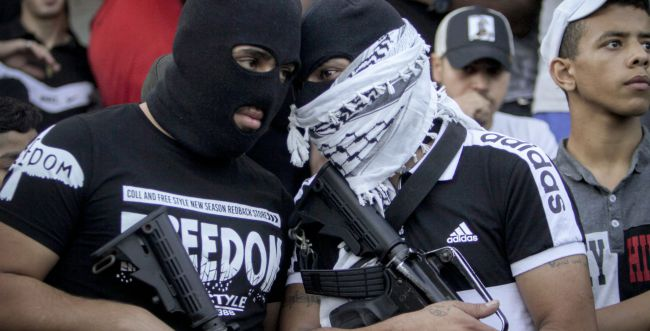 """עובד במודיעין של הרש""""פ סחר בנשק במדינת ישראל"""