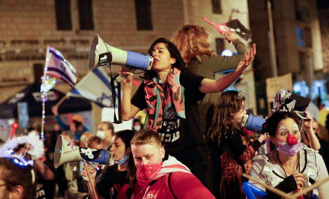 """שבוע 38 למחאות נגד נתניהו:""""הבית בבלפור רועד"""""""