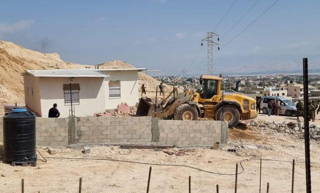 פלסטינים פגעו באתר ארכיאולוגי - ושילמו על כך