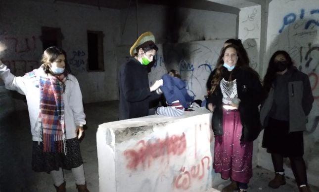 שבוע לבחירות: ההתיישבות היהודית חודשה בשא-נור