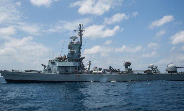 באיראן מאשימים: ישראל אחראית לתקיפת הספינה