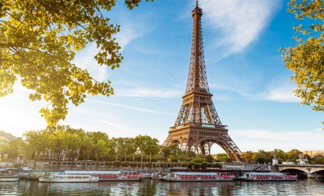 צרפת הודיעה: ישראלים יוכלו להיכנס ללא בידוד