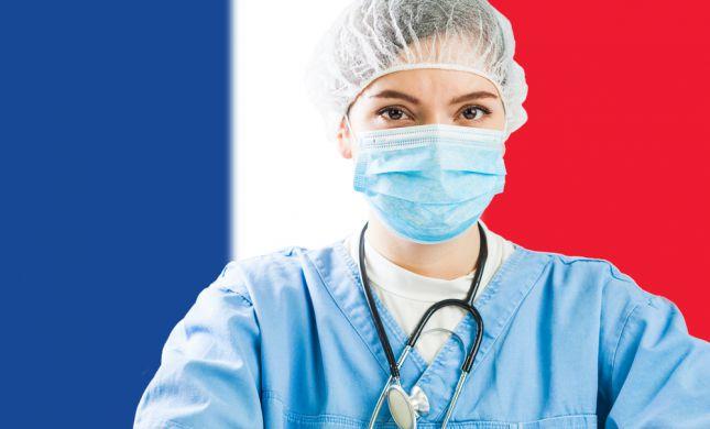 מוטציה חדשה לנגיף הקורונה אובחנה בצרפת