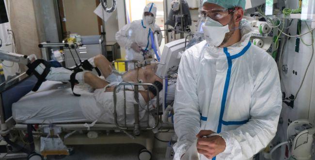 חשש באירופה: וריאנט חדש לקורונה אובחן בבלגיה