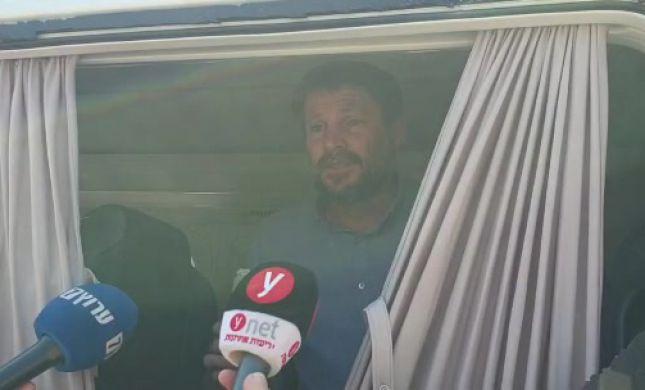 פורעים פוצצו את חלון הרכב של חברי הציונות הדתית