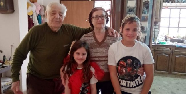 לזכרו של ניצול השואה אשר ויינגרטן שצמח מחדש בלוד