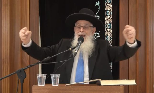 הרב אריאל: את בית המקדש תבנה ממשלת ישראל