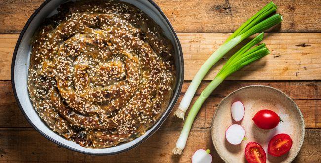 הכי ישראלי: מתכון לבורקס בשר חגיגי (ובריא!)