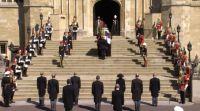חדשות בעולם, מבזקים בריטניה נפרדת: הנסיך פיליפ הובא למנוחות
