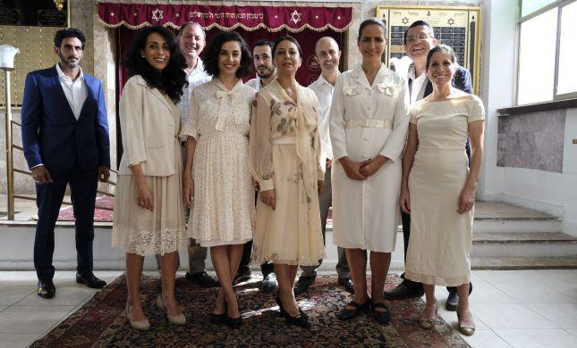 ''ישמח חתני'': סוף סוף סדרה שעושה טוב על הלב