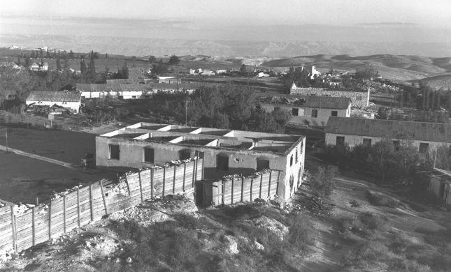 היום בהיסטוריה: הקרב שהציל את קיבוץ רמת רחל