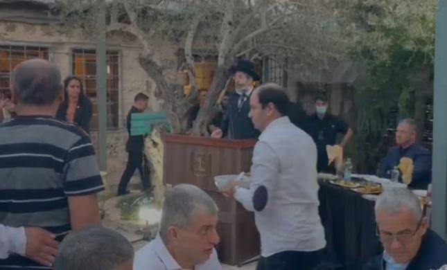 """הרב הראשי בסעודת סיום הרמדאן: """"יש מקום לכולם"""""""