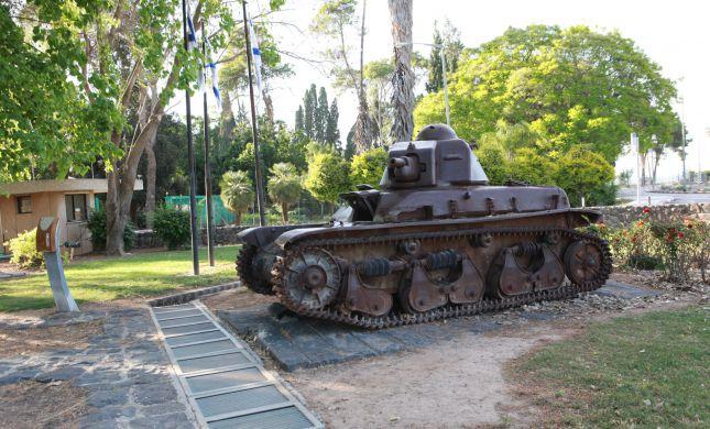 היום בהיסטוריה: מגיני דגניה בולמים את הטנק הסורי
