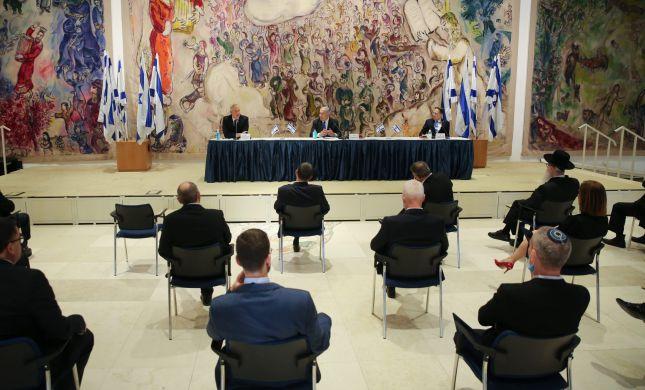 כאוס שלטוני: מי נשאר בממשלת נתניהו-גנץ?