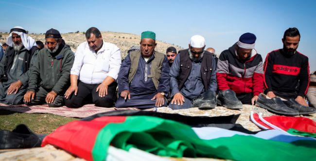 כך מקודמת פעילות פלסטינית אנטי ישראלית