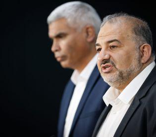 יהדות, על סדר היום ממשלה הנתמכת על ידי ערבים?! זה חילול השם