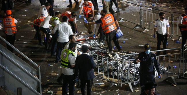 אסון הצפיפות בהר מירון: 44 הרוגים ומעל 150 פצועים