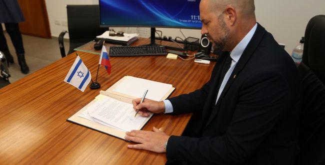 הישג: ישראל ורוסיה ישתפו פעולה בבטחון פנים