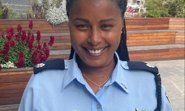 משיאת משואת המשטרה: התגייסה בעקבות רצח דודה