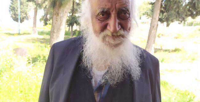 בגיל 102: הרב יעיש גיאת ידליק משואה