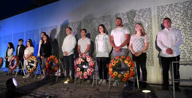 """""""יזכור"""" ברחבי העולם: מאות אלפי יהודים בטקס מיוחד"""
