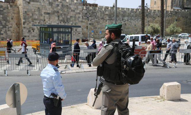 בשל הרמדאן: אלו הכבישים שייחסמו מחר בירושלים