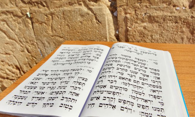 """מתפללים וזוכרים: קריאת פרק תהילים לע""""נ חלל צה""""ל"""
