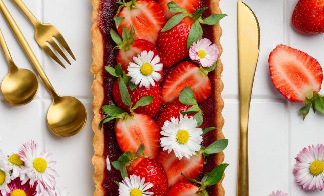 מהר, לפני שיגמר: 5 מתכונים לעוגות עם תותים