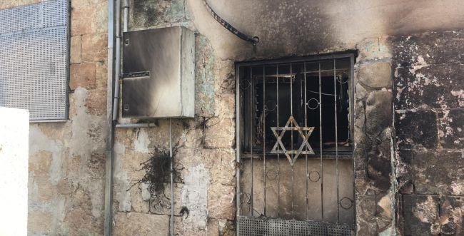 """חבר מועצת העיר לוד: """"לא נשרפו שום בתי כנסת"""""""