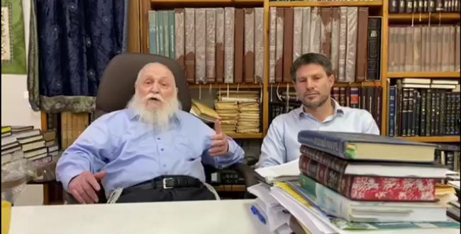 """הרב דרוקמן: """"לא להישען על רע""""מ בהקמת ממשלה"""""""
