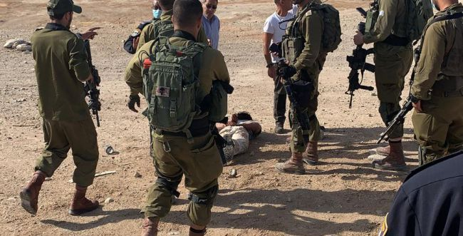 """קצין מג""""ב סיכל ניסיון חטיפת נשק מחייל ביו""""ש"""