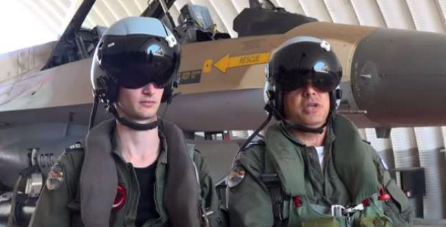 """צפו: """"אפס מקום לטעויות"""" • המבצע בעזה מתא הטייס"""