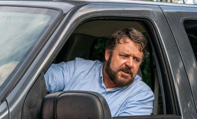 """ביקורת: """"ללא מעצורים"""" • ראסל קרואו מתעצבן בכביש"""