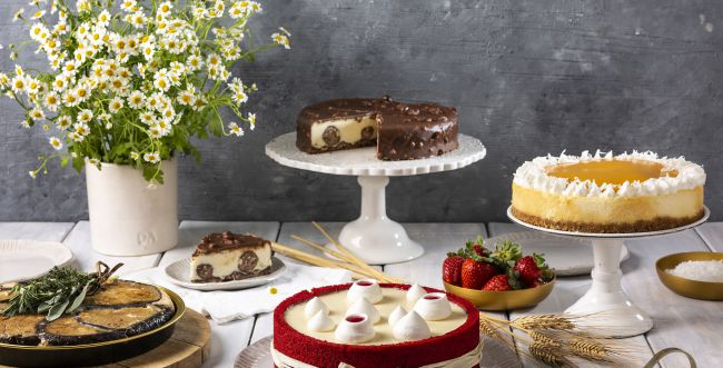 חגיגה לבנה: עוגות הגבינה השוות ביותר לשבועות