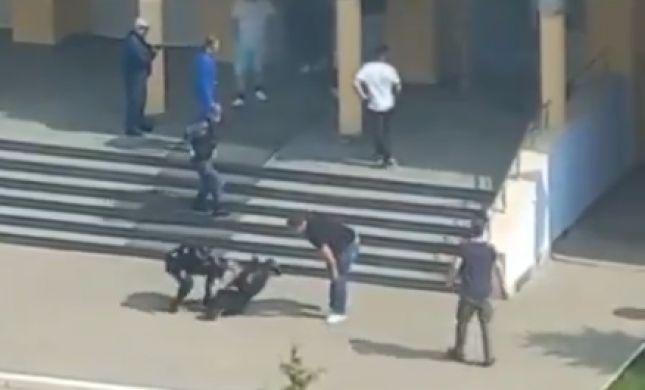 אירוע ירי ברוסיה: 11 הרוגים ו-34 פצועים בבית ספר
