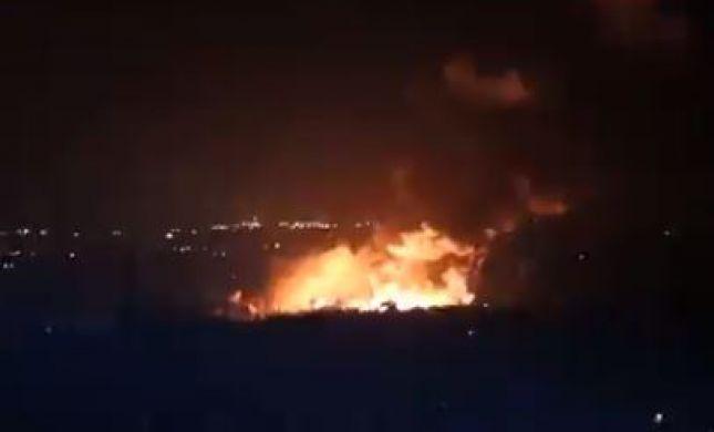 סוריה מאשימה: הרוג ו-6 פצועים בתקיפה ישראלית