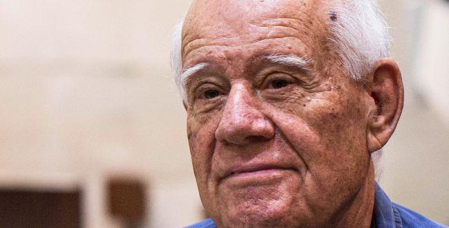 דני קרוון, האמן הסביבתי, הלך לעולמו בגיל 90