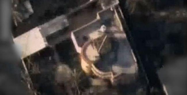 """תיעוד: תקיפות נרחבות של צה""""ל בעזה"""