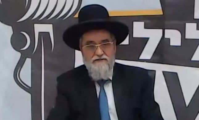 אבל בעולם הרבנות: הרב מרדכי דיעי הלך לעולמו