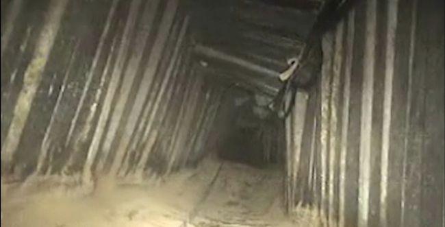 """התחבולה של צה""""ל:  מנהרות חמאס הפכו למלכודת מוות"""