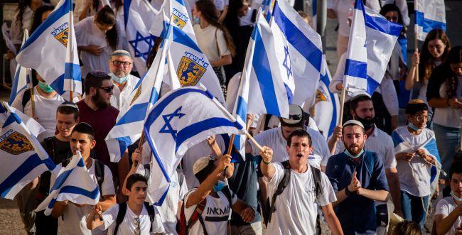 הרשימה המשותפת: בטלו את מצעד הדגלים