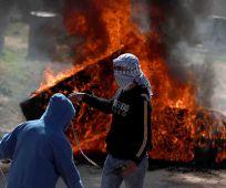 חדשות, חדשות צבא ובטחון, מבזקים דיווח פלסטיני: פצוע אנוש מירי כוחותינו בכפר ביתא