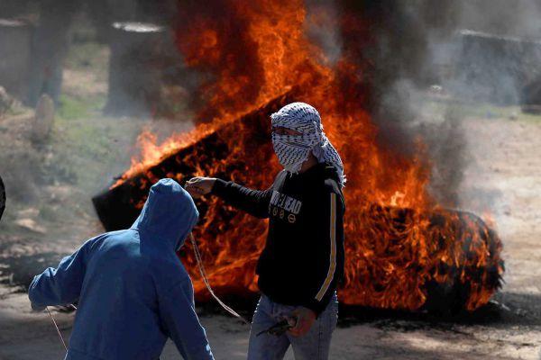 דיווח פלסטיני: פצוע אנוש מירי כוחותינו בכפר ביתא
