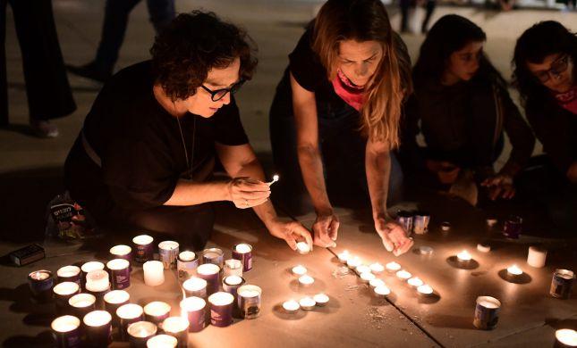 בתל אביב ובמירון: מדליקים נרות לזכר ההרוגים באסון