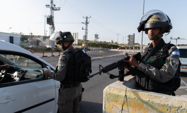 דיווח פלסטיני: אותר הרכב שבו בוצע הירי בצומת תפוח