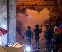 חדשות, חדשות צבא ובטחון, מבזקים לילה של אלימות: עימותים בשער שכם, רקטה מעזה